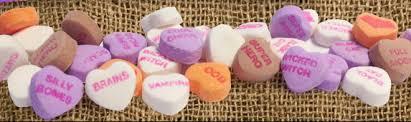 necco hearts necco s mummy hearts a conversation heart