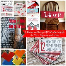 8 s day gifts to 8 cheap and easy diy valentines gifts for your spouse and kids