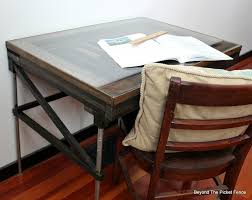 Drafting Light Table Beyond The Picket Fence Drafting Desk And Table