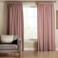 Pink Pleated Curtains Whiteheads Mozart Pink Lined Pencil Pleat Curtains Debenhams