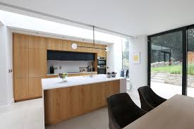 Modern Design Kitchen by Bespoke Design Kitchens Noel Dempsey Design
