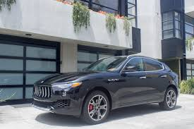 maserati 2017 maserati levante first drive review beauty is pain