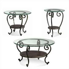wrought iron end tables end tables wood and wrought iron costajoao