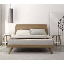 Solid Wood Platform Bed Frame Incredible Inspirations For Platform King Beds Bedroom Ideas