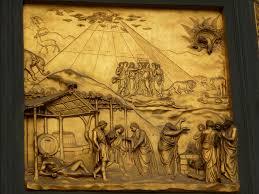 dead seas scrolls reveal that noah u0027s ark was shaped like a pyramid