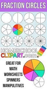 free fraction worksheets daycare math pinterest worksheets