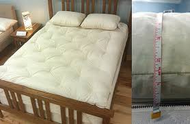 product review nature u0027s comfort wool mattress topper apartment