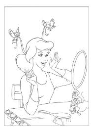 princess coloring pages part 2