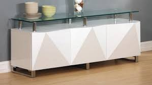 White Gloss Sideboards White High Gloss Sideboard 3 Doors