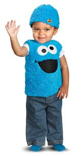 cookie monster halloween costume toddler images