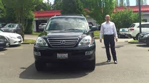 lexus cars mpg 2004 lexus gx470 review maybe more popular now than when new