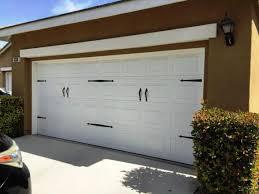 Option Types Garage Door Decorative Hardware