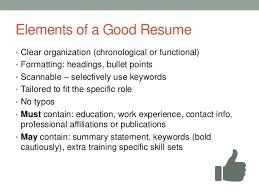 preparing for today u0027s job market the job search