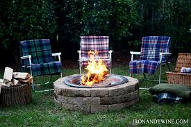how to fire pit backyard how to build a fire pit