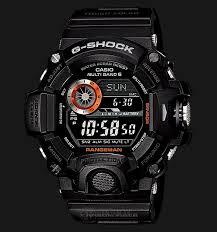 Jam Tangan G Shock Pertama casio g shock rangeman gw 9400bj 1jf multi band 6 resin band jdm