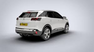 the new peugeot peugeot 3008 suv u2013 car of the year 2017 hampshire snows peugeot