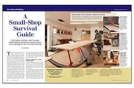one car garage workshop a small shop survival guide fine homebuilding
