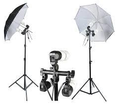 cheap umbrella lighting kit umbrella continuous lighting kit black white photogeeks