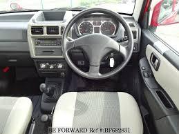 Mitsubishi Pajero 2008 Interior Used 2008 Mitsubishi Pajero Mini Xr Aba H58a For Sale Bf682831
