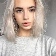short white hair short white hair haircoloring of hair color for white girls