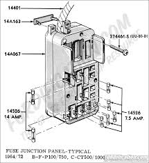 ford f100 wiring diagrams image details