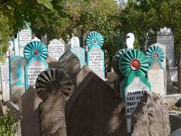 cemetery stones free images sculpture turkey symbols grave stones konya
