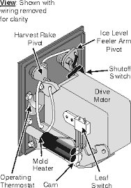 domestic refrigerator icemakers repair manual chapter 8