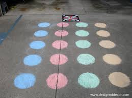 get creative sidewalk chalk and paint art projects kids will love