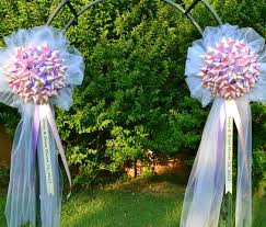 wedding bows these beautiful large wedding bows are wonderful to decorate the