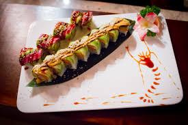 sriracha mayo sushi sushi fujiyama japanese resturant