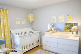 Gray And Yellow Nursery Decor Yellow White And Grey Nursery Awesome Yellow Baby Nurseries Grey