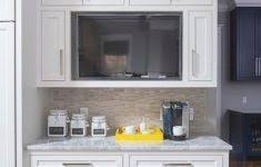 kitchen tv ideas small narrow kitchen ideas