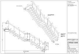 staircase drawing plan staircase gallery