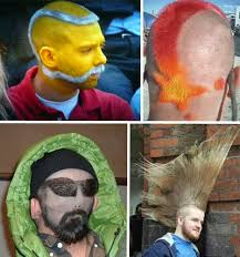 boys haircut with designs haircut time 25 hair styles that will blow your mind urbanist