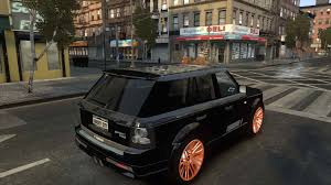 hamann land rover gta gaming archive
