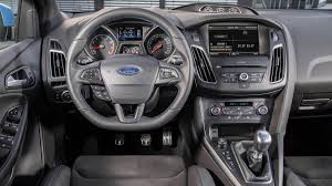 2000 Ford Focus Interior 2016 Ford Focus Rs Review And Test Drive With Horsepower Price