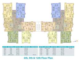 Golden Girls Floor Plan by Primarc Aangan By Primarc Projects In Dum Dum Kolkata Price