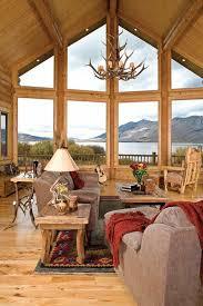 the furniture application in log home decor serenesin com