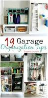Garage Organization Idea - 19 garage organization tips to clear the clutter