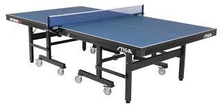 stiga eurotek table tennis table optimum 30 t8508 table tennis table
