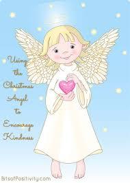 christmas angel the christmas angel to encourage kindness