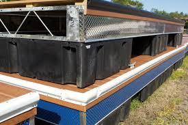 steel truss dock american muscle docks u0026 fabrication
