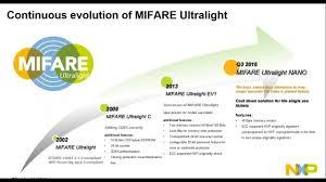 mifare ultralight nxp
