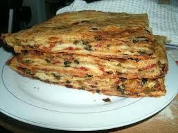 cuisine de choumicha msemmen farcis aux poivrons choumicha cuisine marocaine