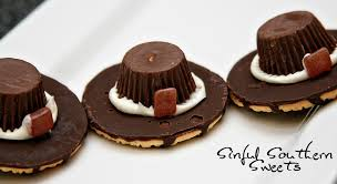 pilgrim hat cookies family crafts