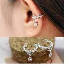 earrings for unpierced ears non pierced ear cuff ebay