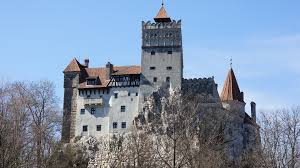 hunting for vampires in dracula castle where life is great