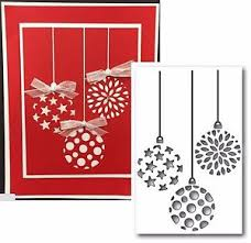 ornament trio cut out metal die 1270 poppysts cutting
