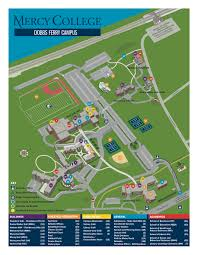 Bronx Map Dobbs Ferry Campus Map Visit
