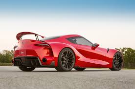 toyota supercar toyota ft 1 a closer look